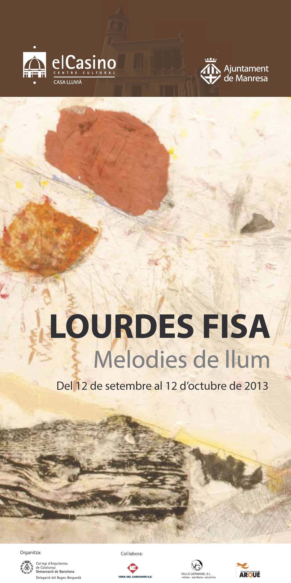 Melodies of light Art and Architecture – Lourdes Fisa